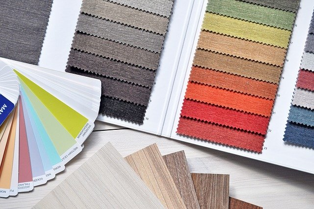 široká paleta barev