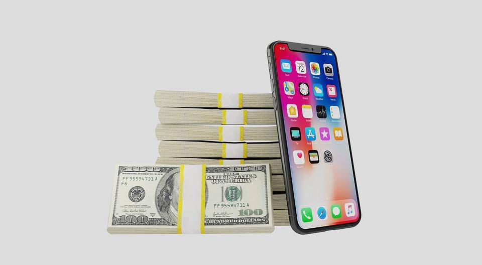 dolary a mobil