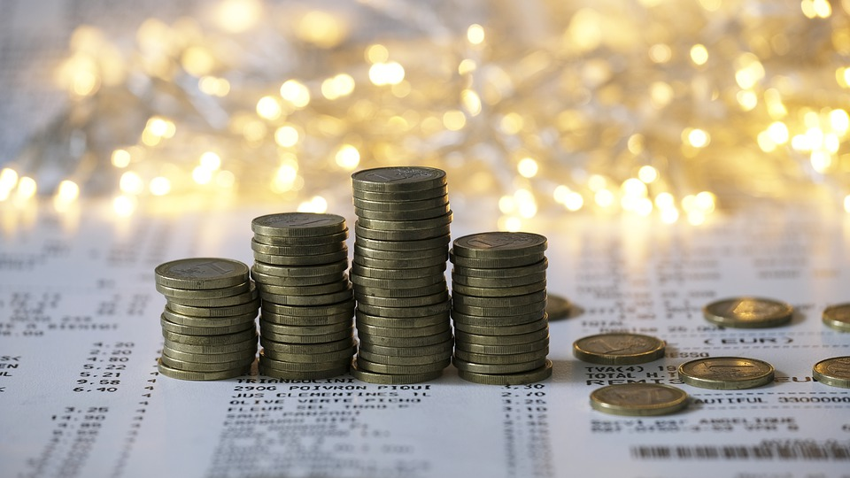 vyrovnané mince